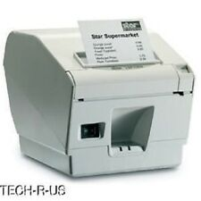 Star Micronics 39442510 TSP700II TSP743IIU GRY POS Thermal Label Printer