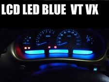 BLUE LED LCD Light Bulbs For VT VX WH WL Statesman Caprice SAME DAY POST BRIS