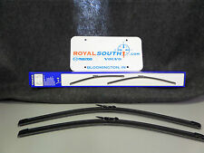 Volvo V70, S80, XC70, S60, XC90 Windshield Wiper Kit  OE OEM 31333413, 31457762