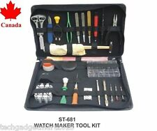 watch repair tool kit for pro watch maker st681