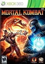 Mortal Kombat Xbox 360 Game Complete