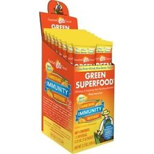 Green Superfood Immunity Defense Tangerine Amazing Grass 15 Packet
