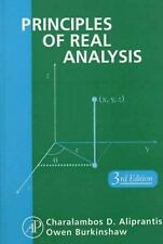 PRINCIPLES OF REAL ANALYSIS 3rd Int'l Edition