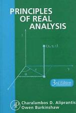 Principles of Real Analysis by Charalambos D. Aliprantis (1998, Hardcover,...