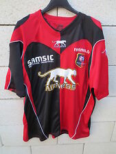 Maillot STADE RENNAIS AIRNESS Rennes home shirt rouge noir XL supporter