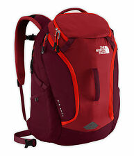 "The North Face BIG SHOT BACKPACK 17"" Laptop Daypack 33L Rucksack Sequoia Red"