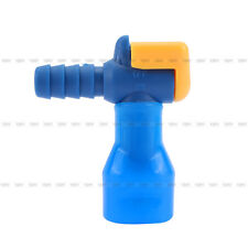 General 90° Straight Silicone Bite Valve Hydration Pack Nozzle Bladder
