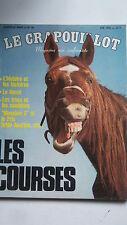 LE CRAPOUILLOT 1975 Nvelle série No 36 LES COURSES LE TIERCE