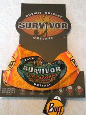 SURVIVOR BUFFS: Caramoan Orange Gota Tribe Buff