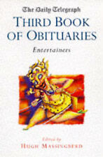 """Daily Telegraph"" Book of Obituaries: Entertainers v.3: Entertainers Vol 3,,Exce"