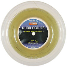 Tourna dura POWER Squash / Squash 17g stringa 200m REEL