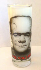 FRANKENSTEIN The Monster SHOT GLASS Boris Karloff MARY SHELLEY