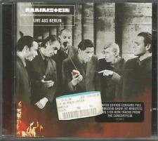 Rammstein - Live aus Berlin 2x Cd  limited edition