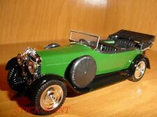 HISPANO SUIZA H6 1920 GREEN 1:43 MINT!!!