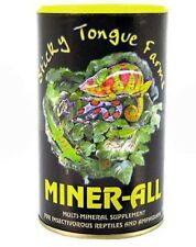 Sticky Tongue Farms Miner-All Indoor Reptile Supplement 6 oz.