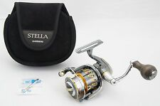 Shimano 07 STELLA 3000-HG Spinning Reel Good Condition Made in Japan