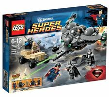 LEGO Super Heroes 76003: Superman Battle of Smallville - Brand New