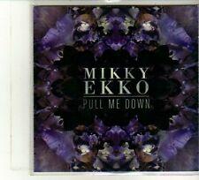 (DU393) Mikky Ekko, Pull Me Down - 2012 DJ CD