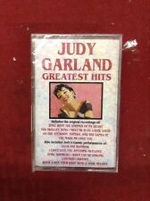 All-Time Greatest Hits by Judy Garland (Cassette, Sep-1990, Curb)