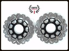 Floating Brake Disc Rotors Set Honda CBR600 F4I CB 919 CB 599