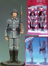 a Andrea Miniatures 54 mm - Fante Tedesco (1939-1943) - MULTIPOSE