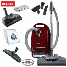 Miele Soft Carpet C3 Complete Canister Vacuum Cleaner - Special Carpet Settings