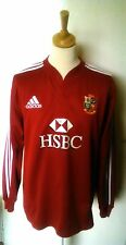 British & Irish Lions (South Africa 2009) L/S Rugby Union Jersey (Adult XL)