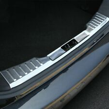 Stainless Steel Inner Rear Bumper Protector trims for Ford Focus sedan 2012-2014