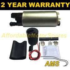 FOR NISSAN PULSAR GTI-R SR20DET IN TANK ELECTRIC FUEL PUMP UPGRADE + FITTING KIT