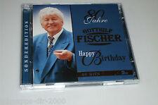 RARE DOPPEL CD GOTTHILF FISCHER 80 JAHRE HAPPY BIRTHDAY 40 HITS SONDEREDITION