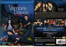 VAMPIRE DIARIES  - Integrale saison 3 -1 boitiers Classique - 5 DVD -OCCAS