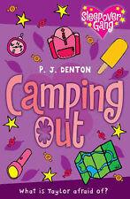 "Camping Out (The Pyjama Gang) P.J. Denton ""AS NEW"" Book"