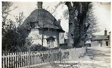 Dutch Cottage Canvey Island unused RP old postcard Padgett's Haven series