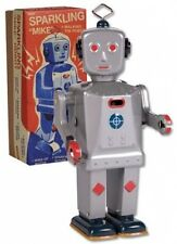 Schylling Collectors Series Sparkling Mike Robot SPMR 222148