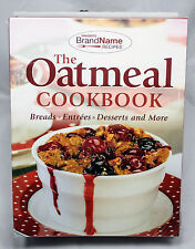 Lot of 3 Favorite Brand Name Recipes Cookbook Oatmeal One Dish From a Mix New
