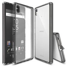 Rearth Case Sony Xperia Z5 Premium Foil + parapolvere] Ringke Fusion Custodia s.