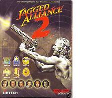 Jagged Alliance 2 PC KULTSTATUS DEUTSCH