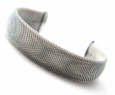 Men Women's Unisex Stainless Steel  Bracelet  Adjustable Size
