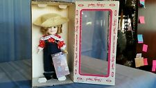 """Vintage Shirley Temple Collector's Doll by Ideal """"Rebecca of Sunnybrook Farm"""" #2"""