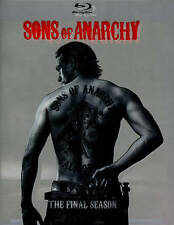 Sons of Anarchy: The Final Season (Blu-ray Disc, 2015, 4-Disc Set)