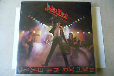 "JUDAS PRIEST""UNLEASHED IN THE EAST-disco 33 GIRI CBS Holland 1979"""