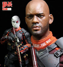 Dead Soldier Will Smith Suicide Squad 1:6 scale action figure by Art Fig mint