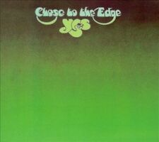 Yes, Close to the Edge, Excellent Original recording reissued, Ori