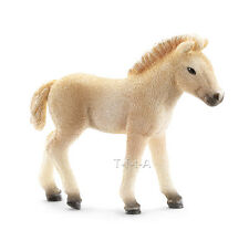 FREE SHIPPING | Schleich 13755 Fjord Horse Foal New for 2014 - New in Package