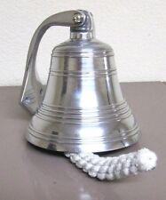 """5"""" NAUTICAL SHIP BELL ~ BELL ~ DINNER BELL ~ PIRATE ~ MARITIME ~ DECORATIVE BELL"""
