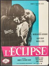L'ECLISSE ECLIPSE French moyenne movie poster 22x32 ANTONIONI ALAIN DELON VITTI