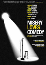 Misery Loves Comedy (DVD) Amy Schumer/Jud Apatow/Tom Hanks/Jimmy Fallon NEW