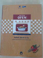 Kochbuch Alfredissimo Aus Dem Ofen, Auflauf, Quiche & Co. Neu In Folie