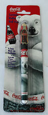NEW IN PACKAGE Vintage 1996 Coca-Cola Roller Ball Pen Polar Bear Original
