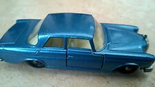 Matchbox Lesney No.46 Mercedes 300 SE Coupe blue nice condition